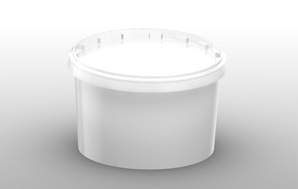 Bucket 4500 ml