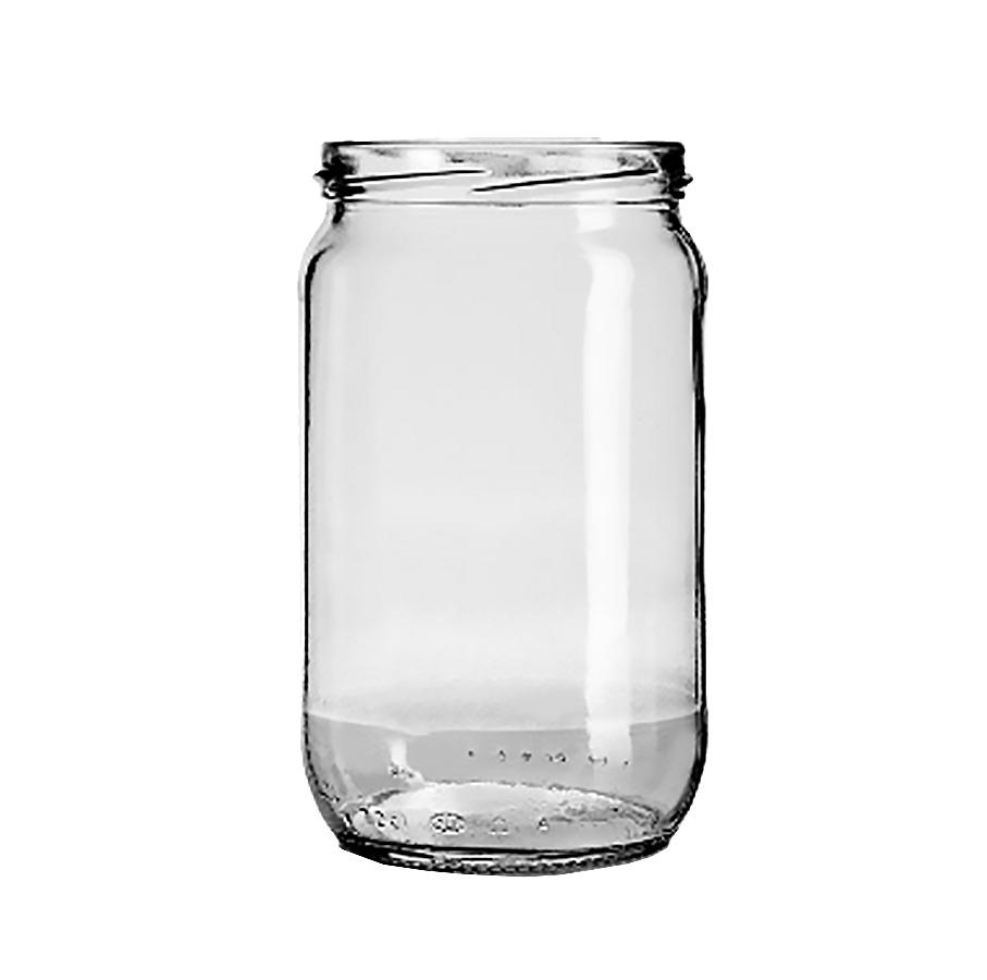 Glass Jar 720 ML