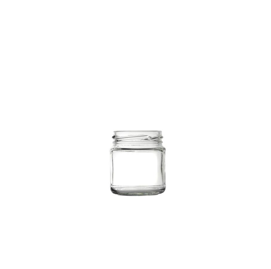 Glass Jar 125 ml