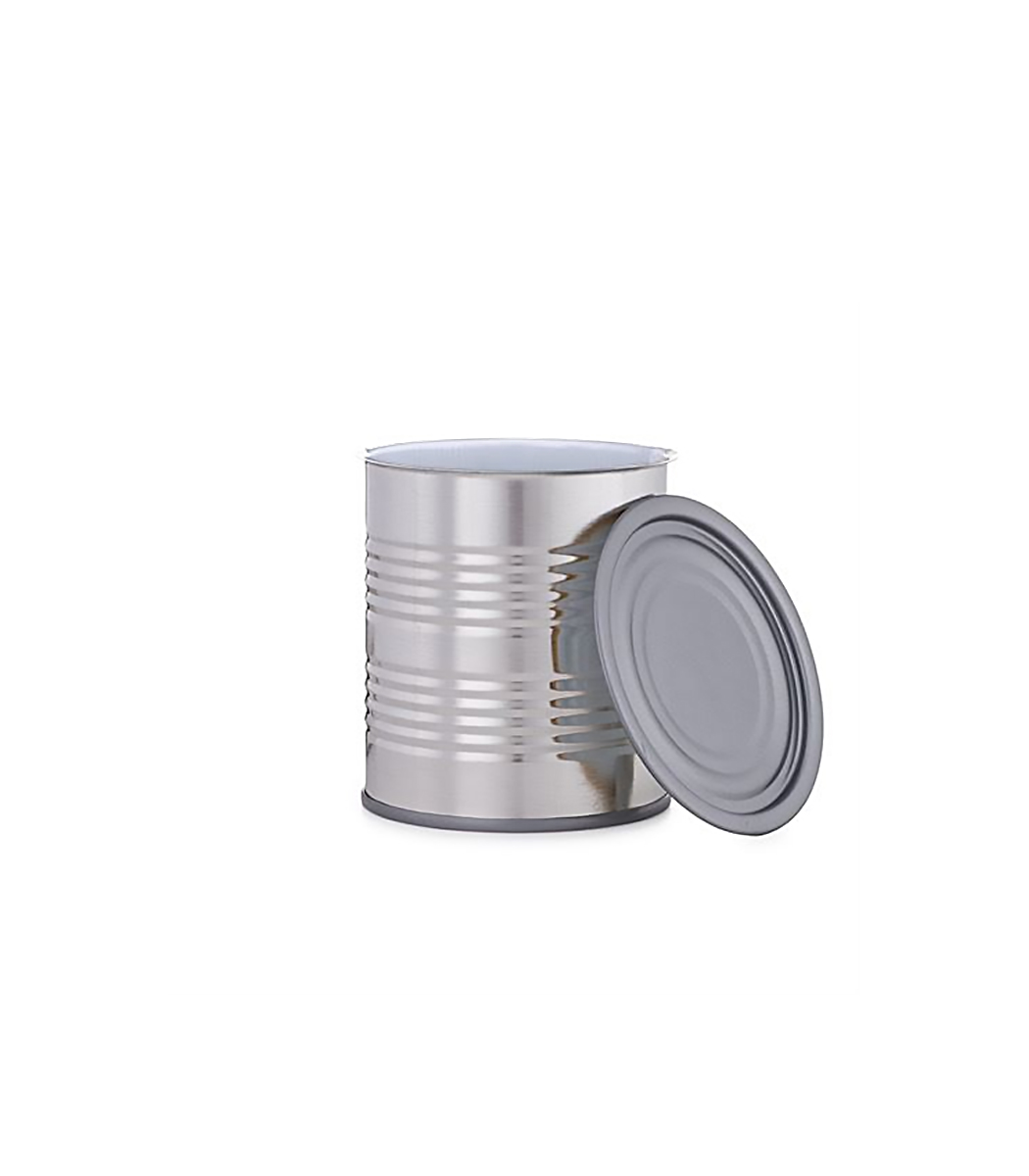 Metal Tin White-Enamel Line